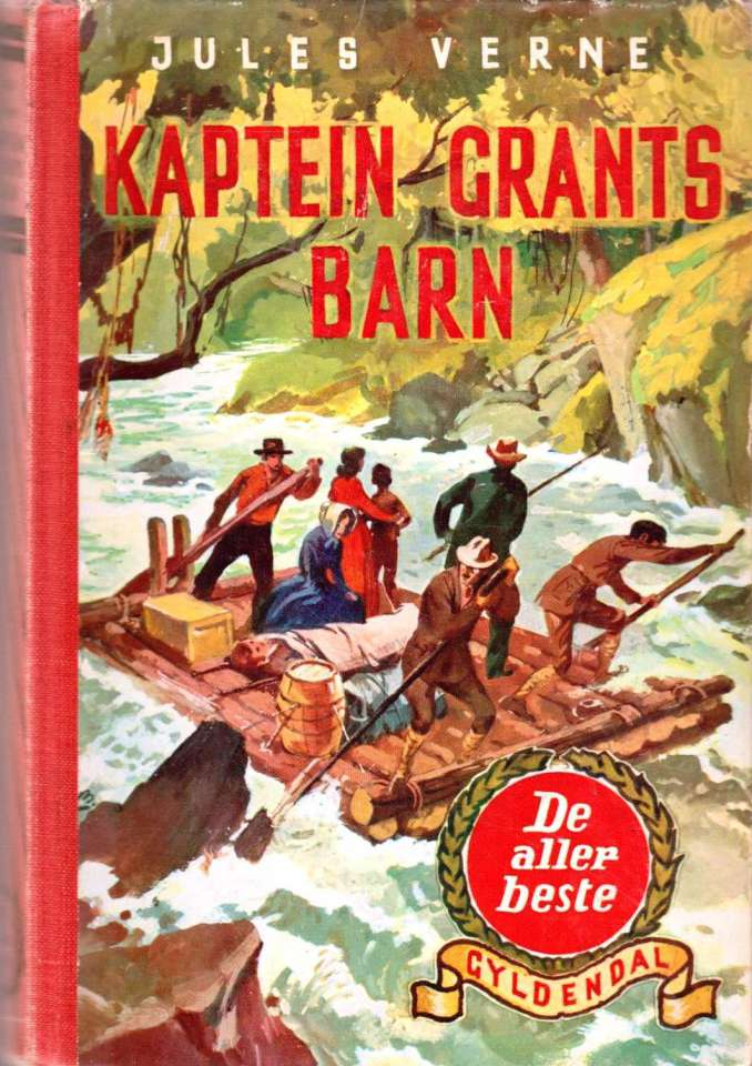Kaptein Grants barn