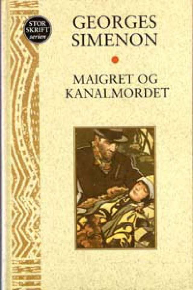 Maigret og kanalmordet