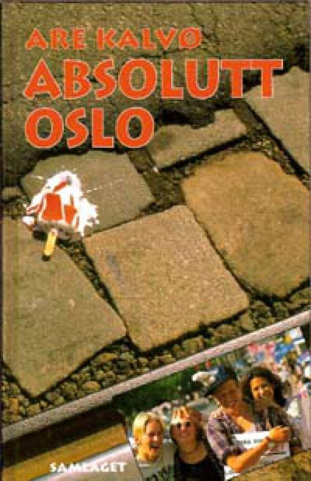 Absolutt Oslo - Signert!