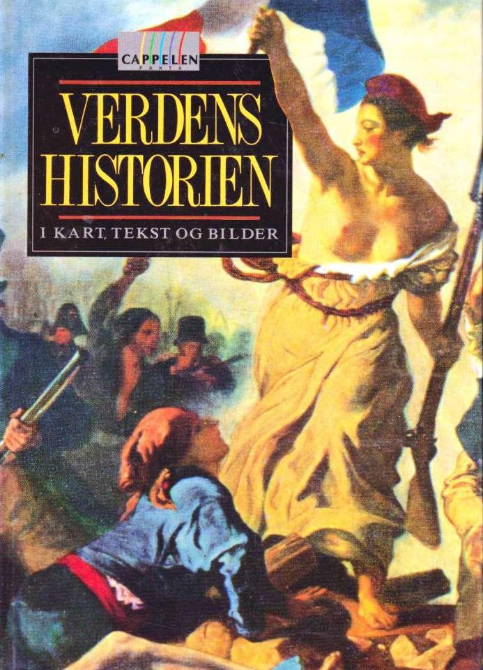 Verdenshistorien i kart, tekst og bilder