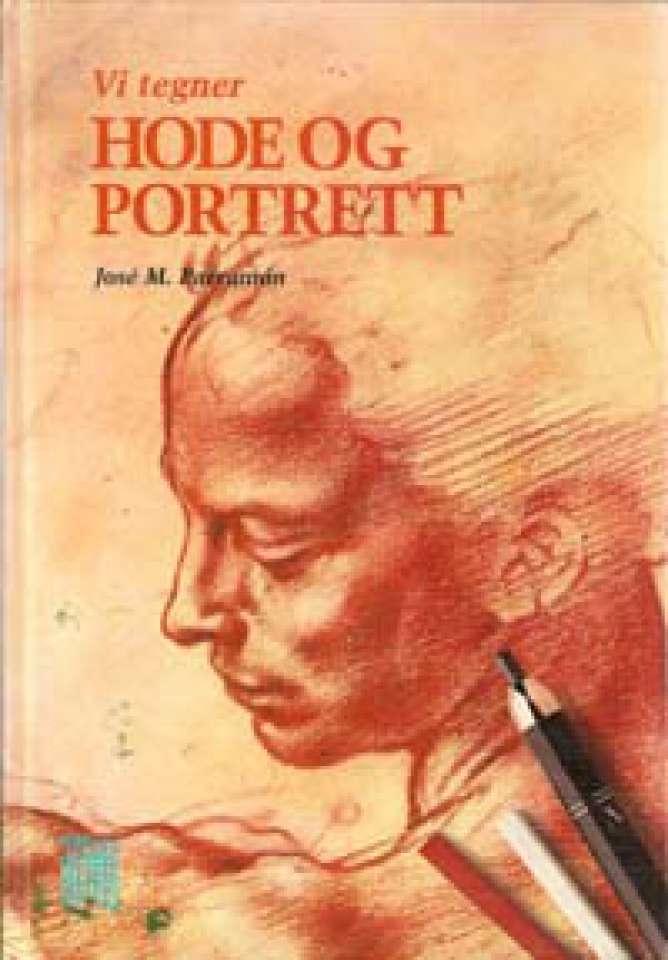 Vi tegner Hode og Portrett