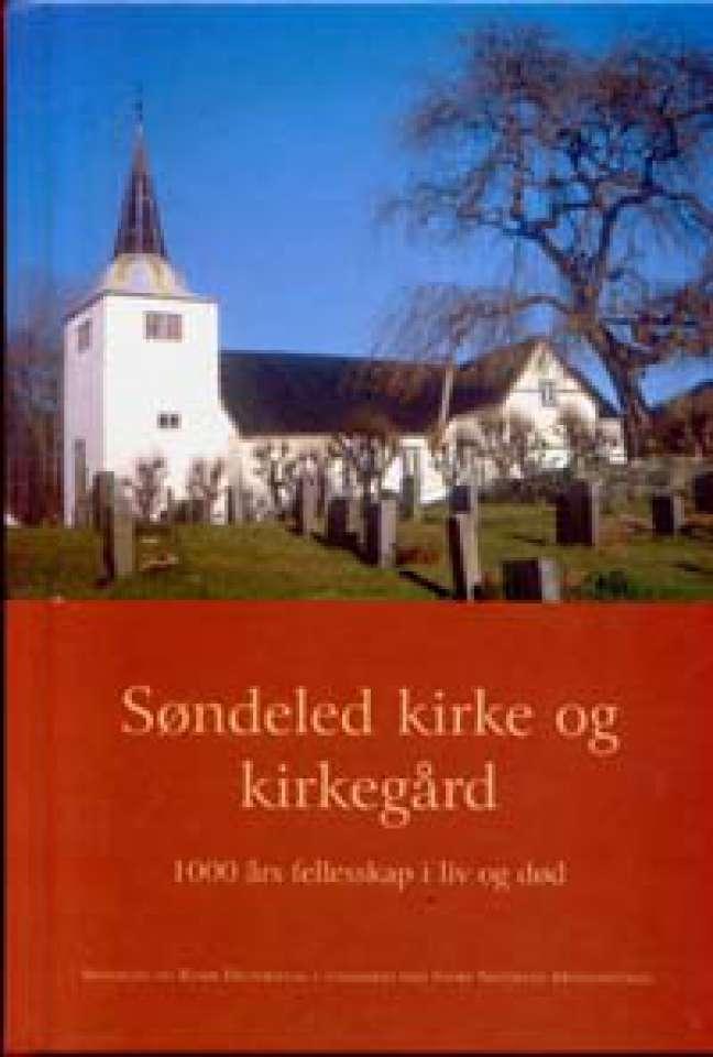 Søndeled kirke og kirkegård