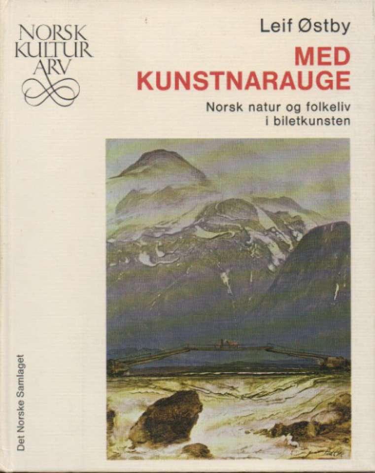 Med kunstnarauge – Norsk natur og folkeliv i biletkunsten