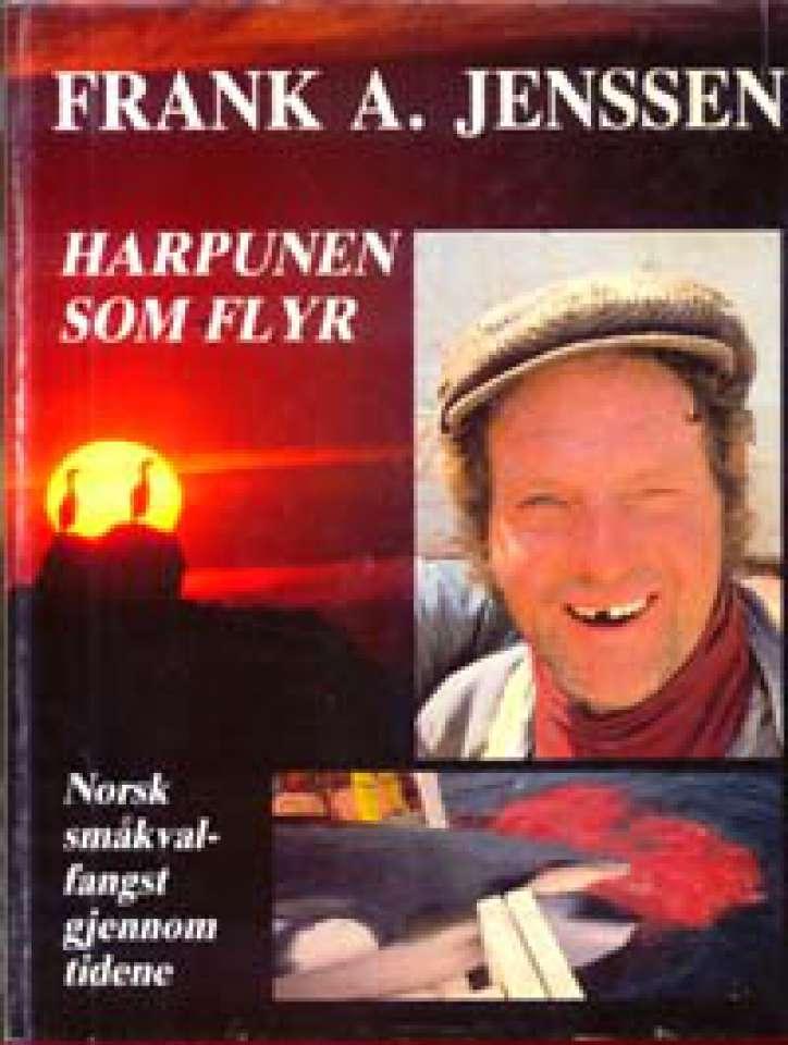 Harpunen som flyr