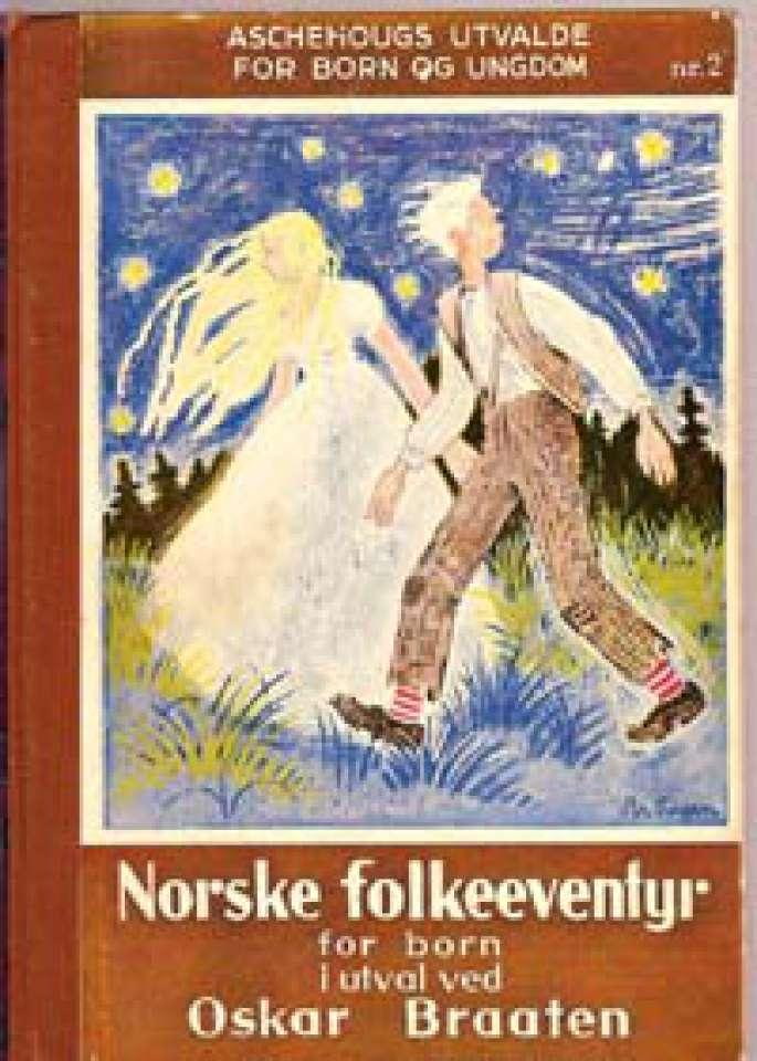 Norske folkeeventyr for born