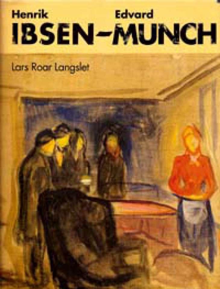 Henrik Ibsen - Edvard Munch
