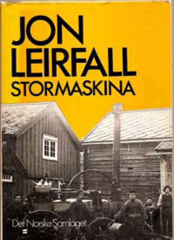 Stormaskina - Frå bygdelivet i gammeltida