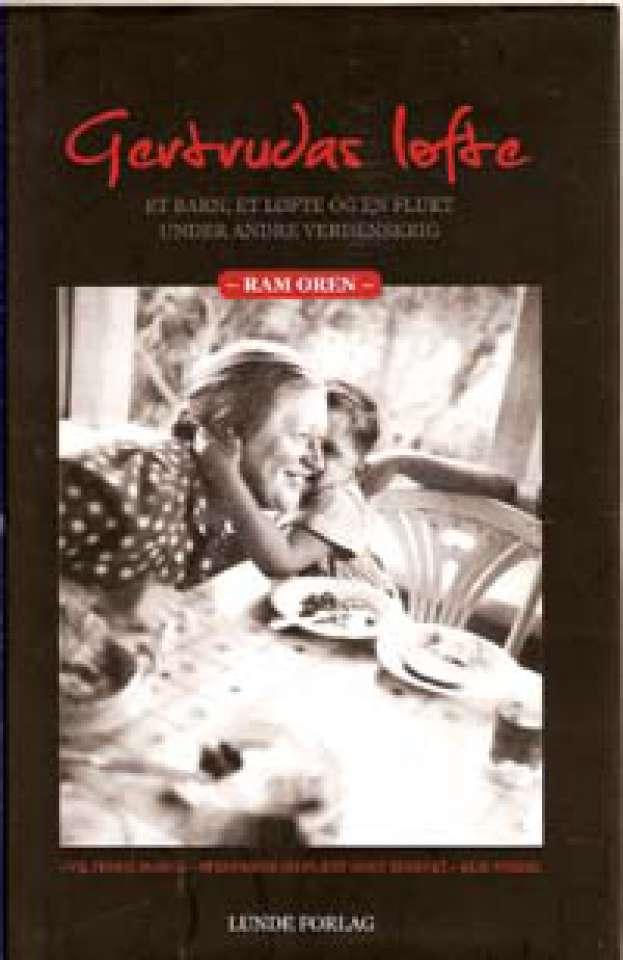 Gertrudas løfte - Et barn, et løfte og en flukt under andre verdenskrig