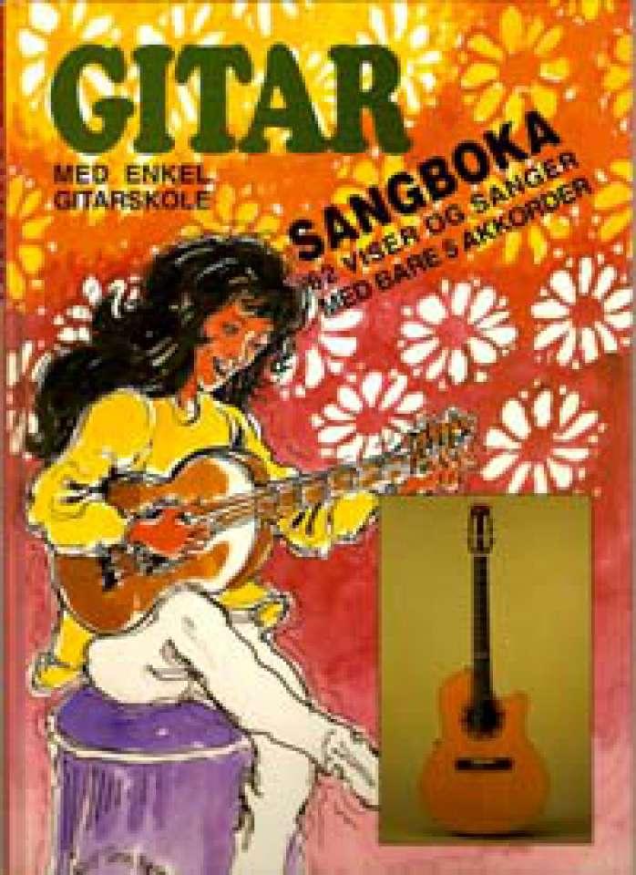 Gitar - Sangboka