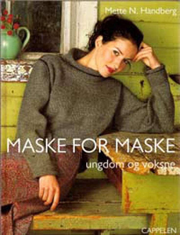 Maske for maske - Ungdom og voksne