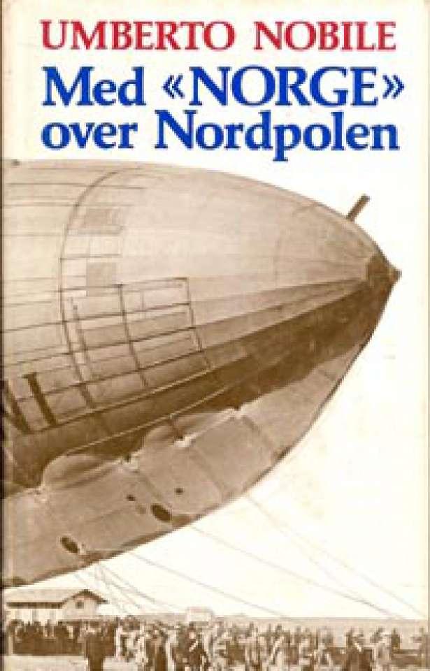 Med 'Norge' over Nordpolen