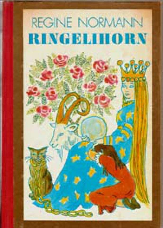 Ringelihorn og andre eventyr - Aschehougs Gullkantede