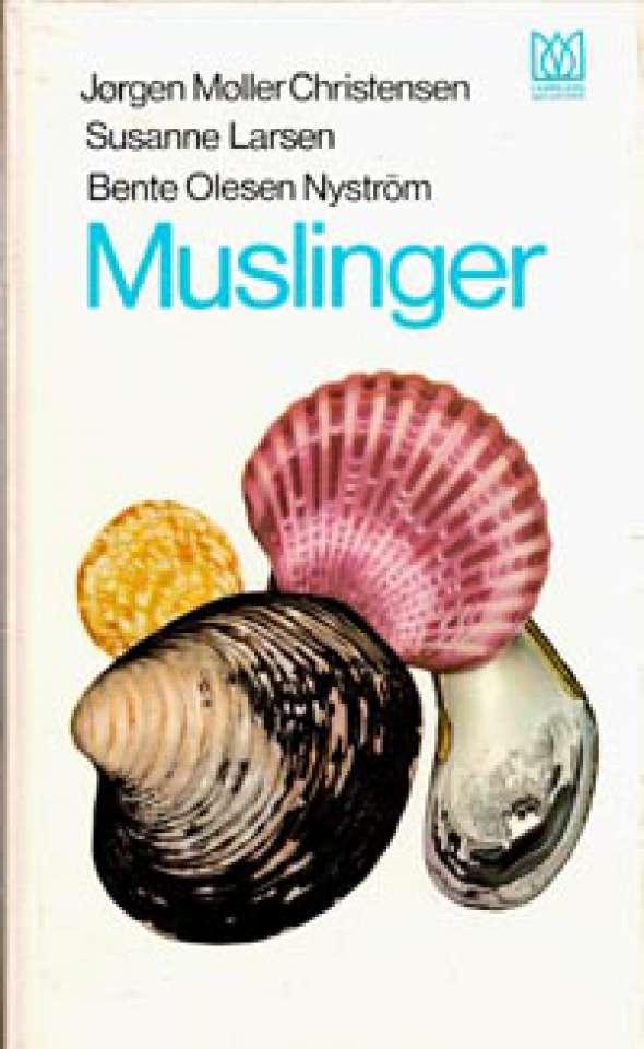 Muslinger - Cappelens naturserie