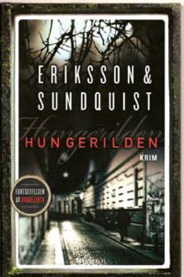 Hungerilden - Victoria Bergmans svakhet - Andre bok