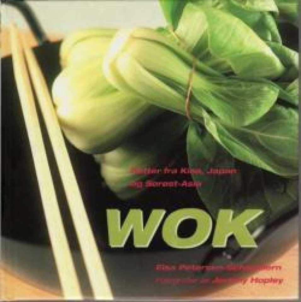 Wok, retter fra Kina, Japan og Sørøst-Asia