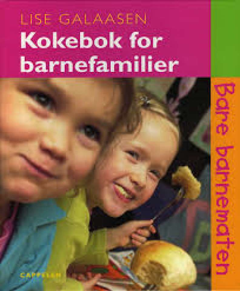 Kokebok for barnefamilier