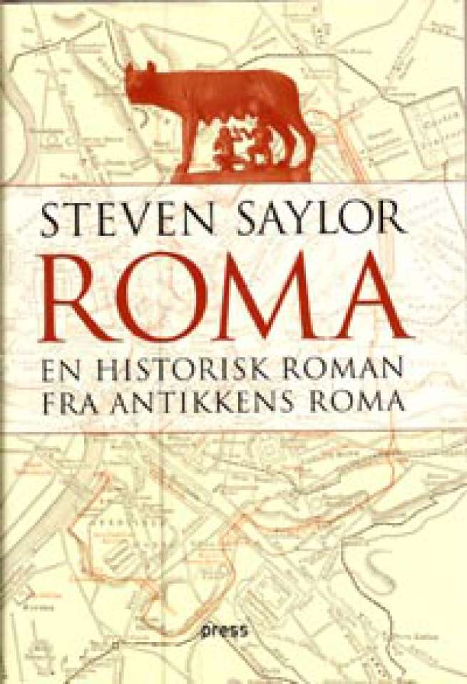Roma - En historisk roman fra antikkens Roma