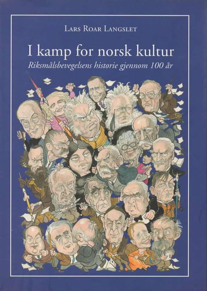 I kamp for norsk kultur