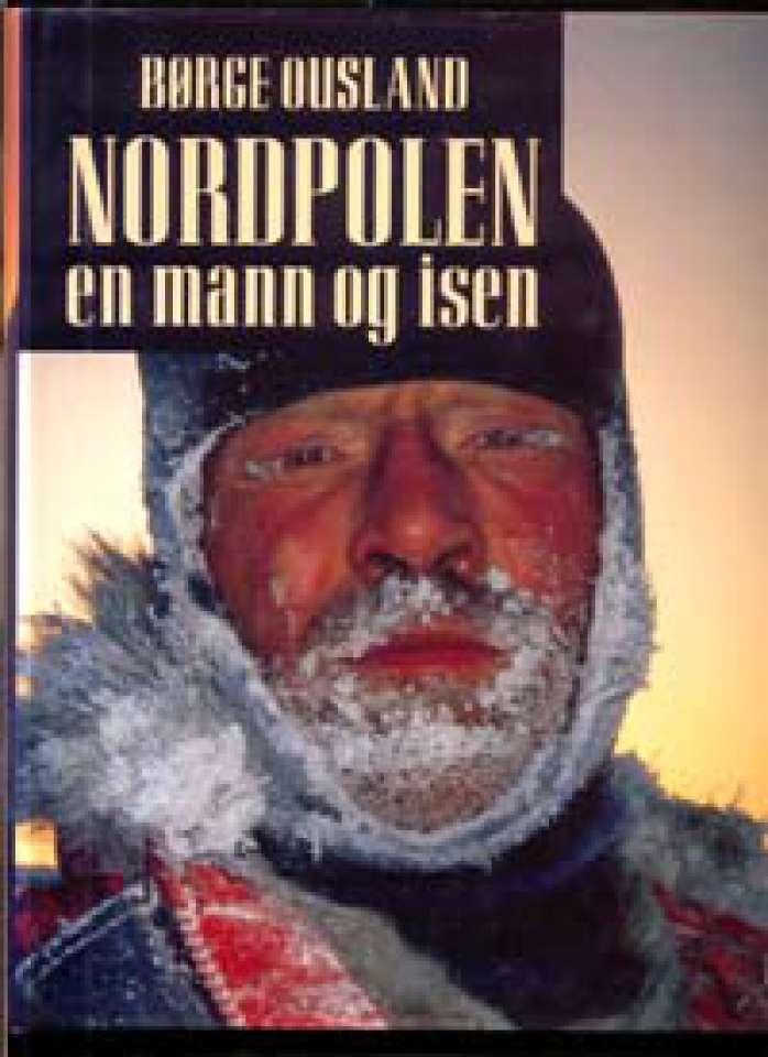 Nordpolen - En mann og isen