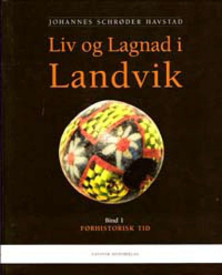 Liv og Lagnad i Landvik - Bind 1 Førhistorisk tid