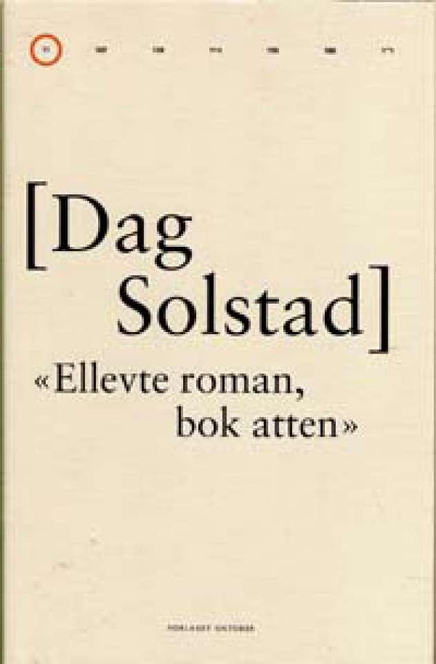 ''Ellevte roman, bok atten''