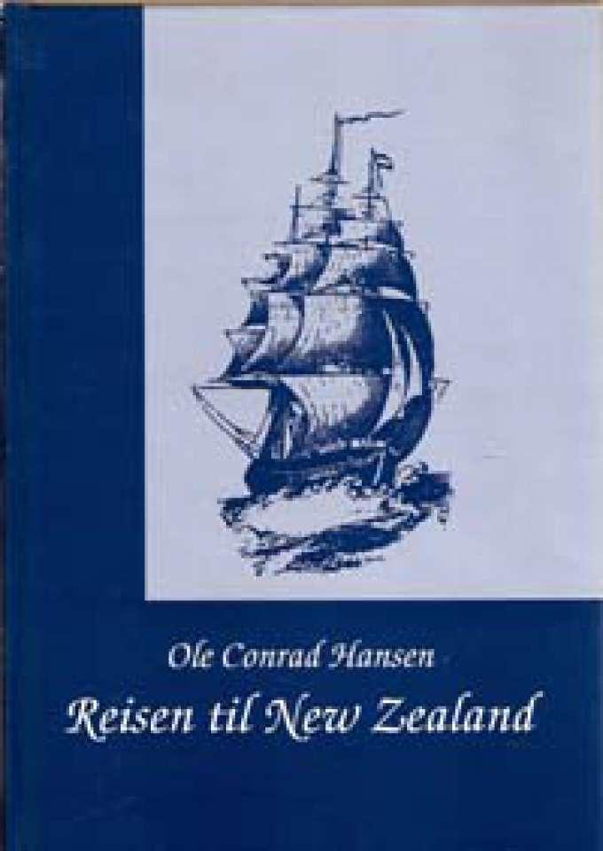 Reisen til New Zeeland - Forord av Aksel Sandemose