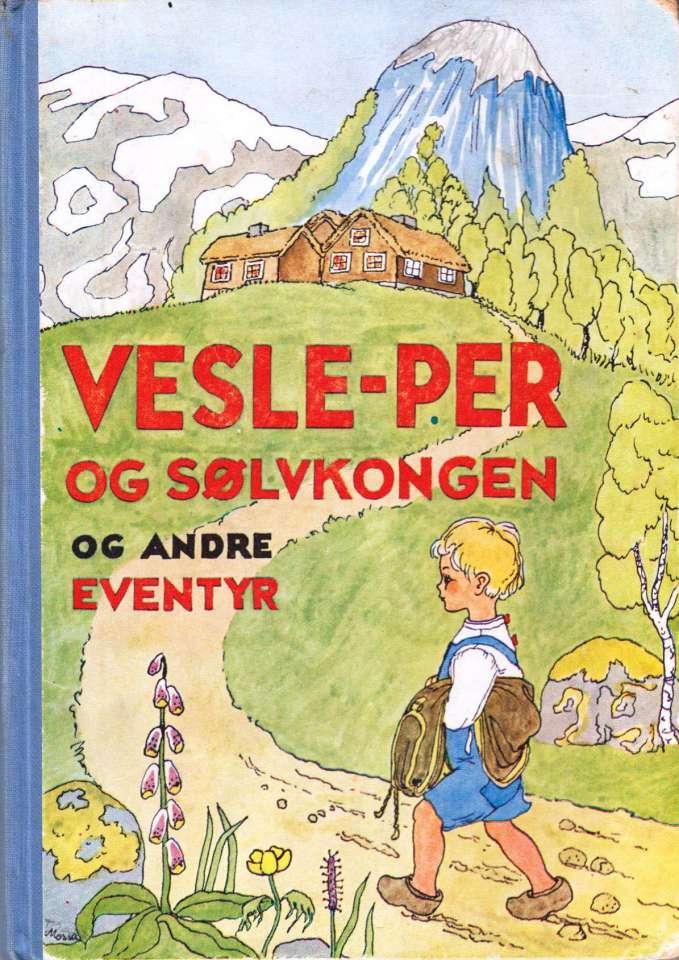 Vesle-Per og sølvkongen og andre eventyr