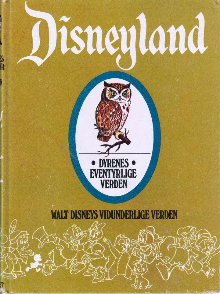 Walt Disneys vidunderlige verden