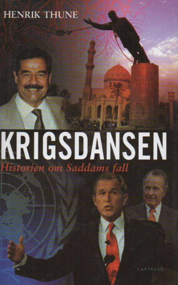 Krigsdansen – Historien om Saddams fall