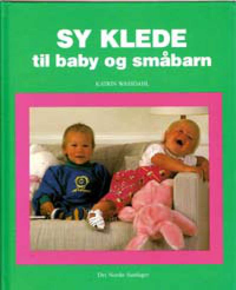 Sy klede til baby og småbarn - 62-104 cm
