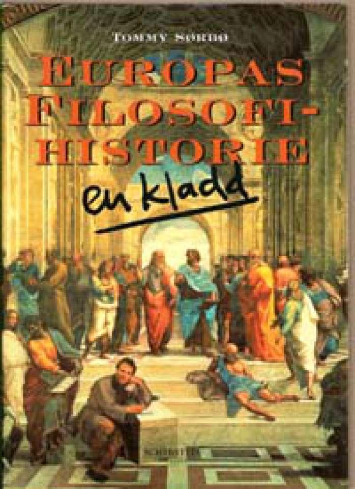 Europas Filosofihistorie - En kladd