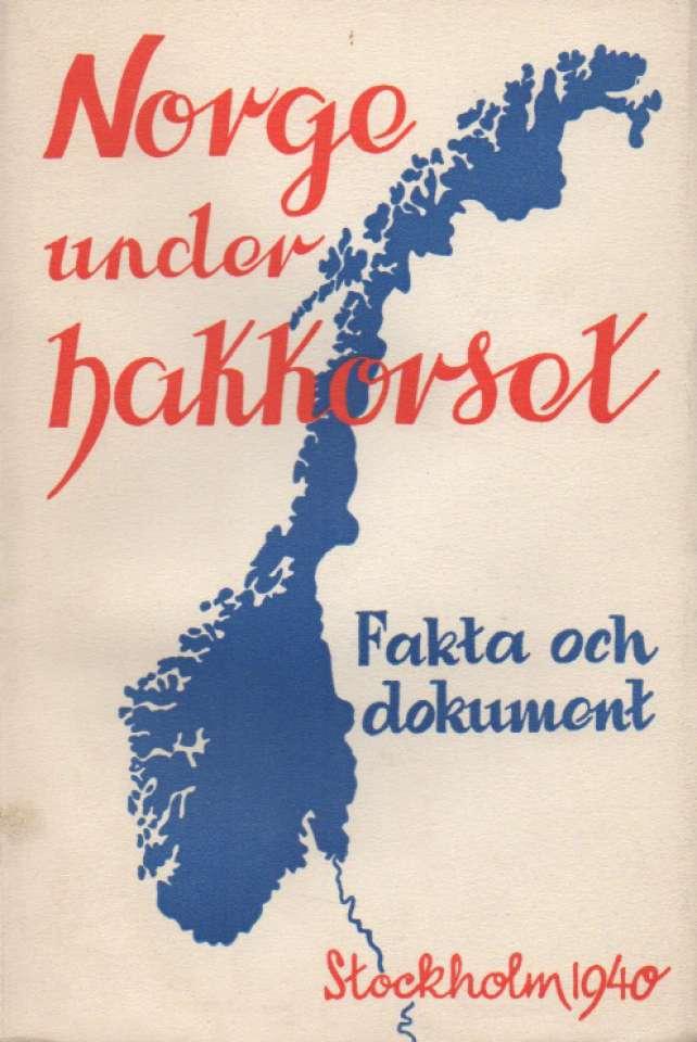 Norge under hakkorset