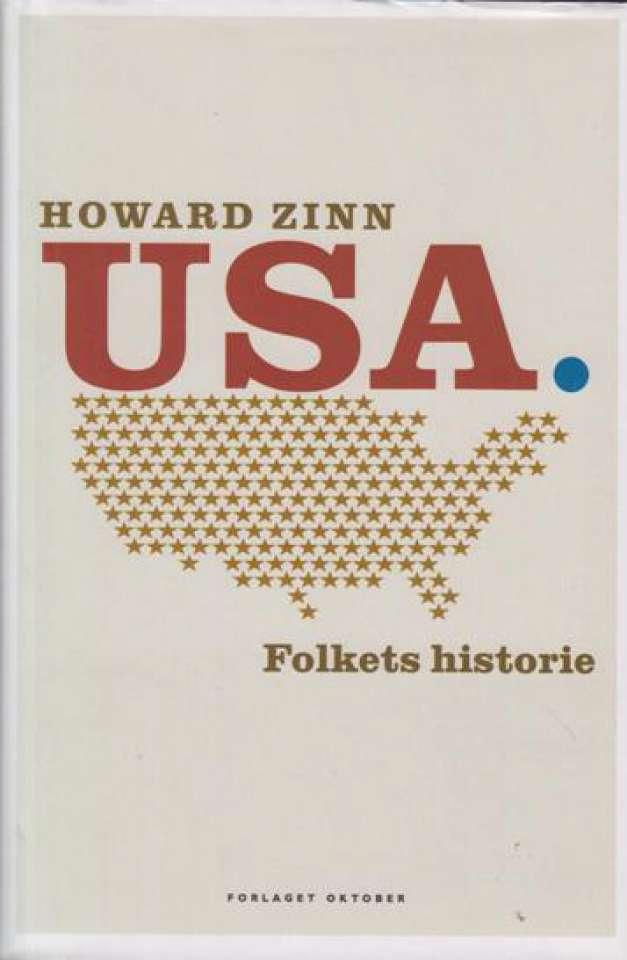 USA. Folkets historie 1492- til i dag