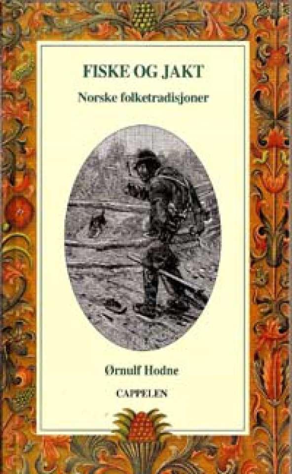 Fiske og jakt - Norske folketradisjoner