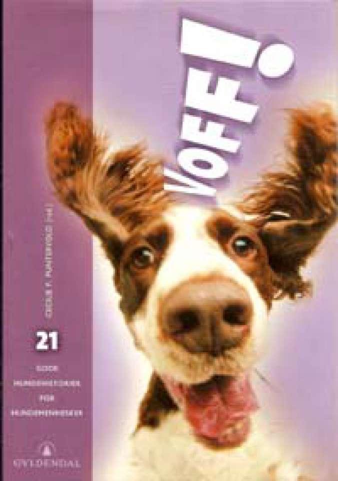 Voff! - 21 gode hundehistorier for hundemennesker
