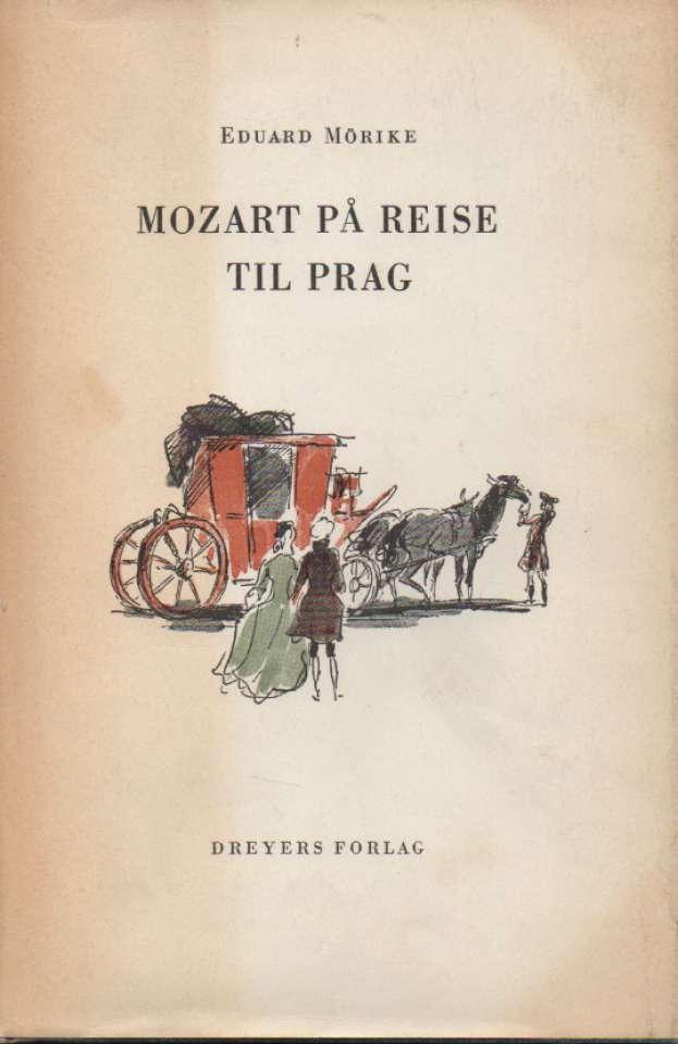 Mozart på reise til Prag