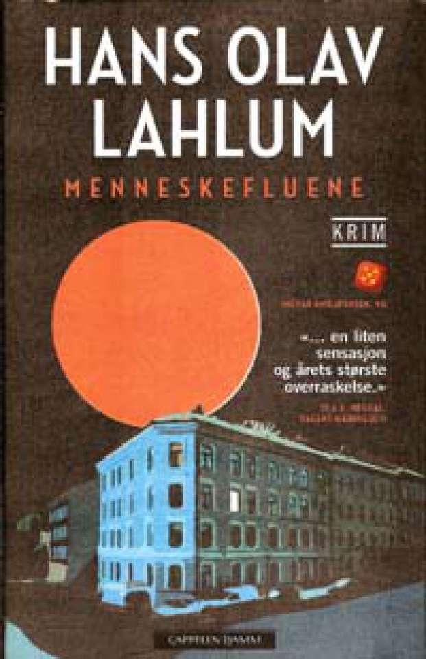 Menneskefluene - Kriminalroman - Signert!