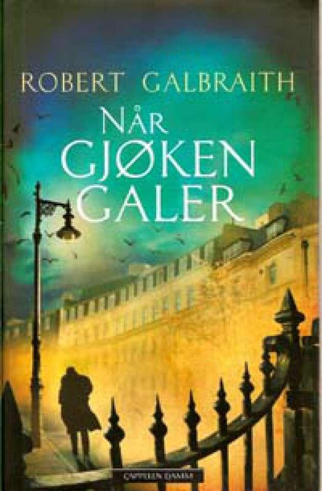 Når gjøken galer - Pseudonym for J.K. Rowling
