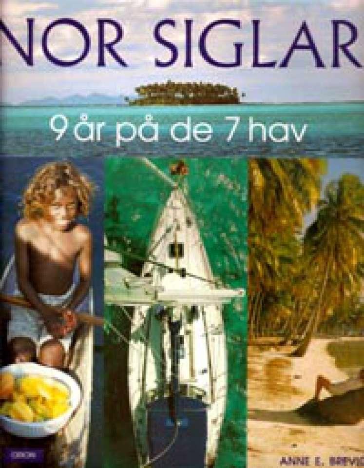 Nor Siglar - 9 år på de syv hav - Signert!