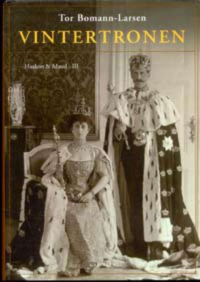 Vintertronen - Haakon & Maud - III