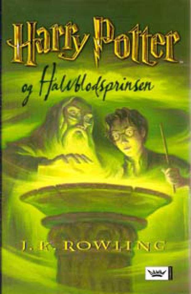 Harry Potter og Halvblodsprinsen - Nummerert!