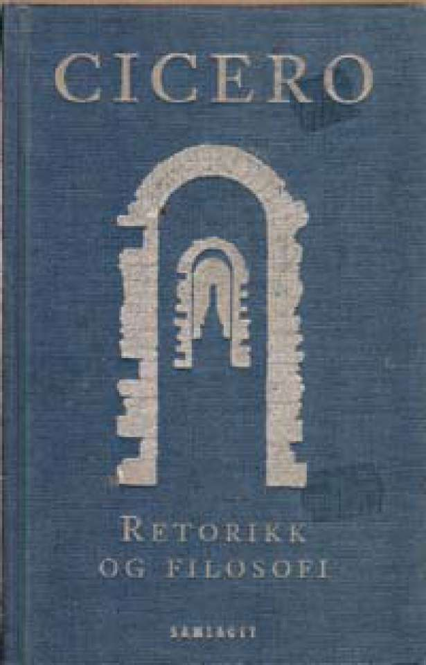Retorikk og filosofi - Eit brev til Brutus - Samtalar om filosofi