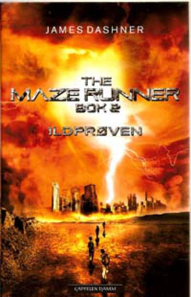 The Maze Runner - Bok 2 - Ildprøven