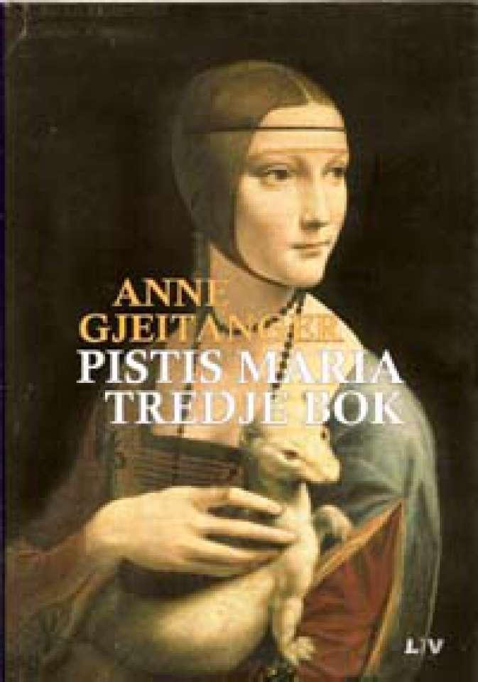 Pistis Maria: tredje bok