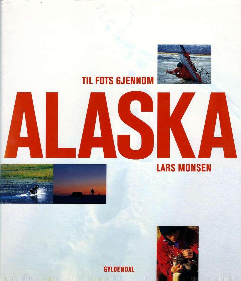 Til fots gjennom Alaska