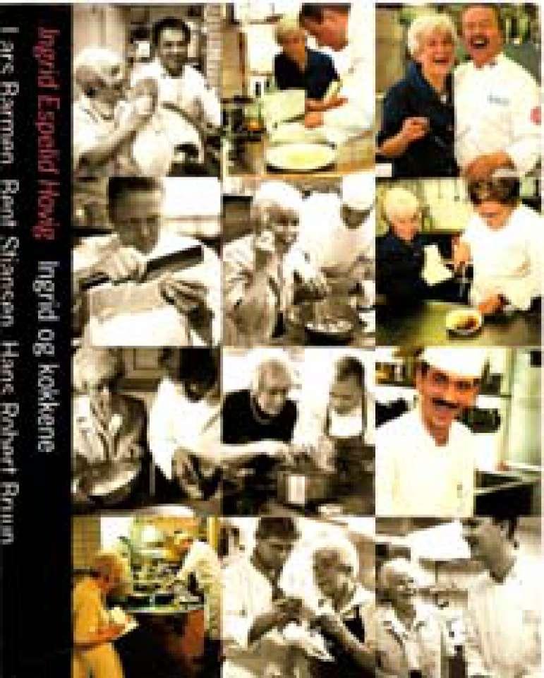Ingrid og kokkene