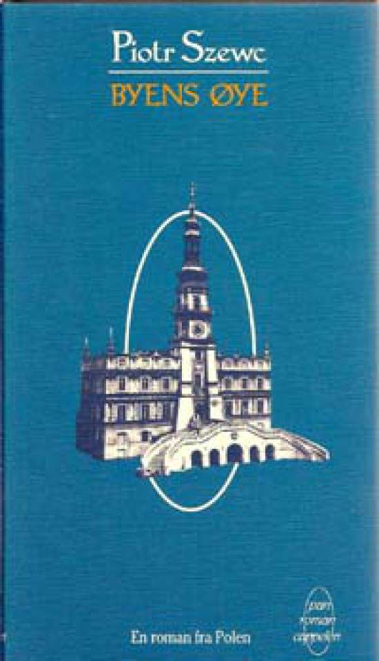 Byens øyne - Pan-serien - En roman fra Polen