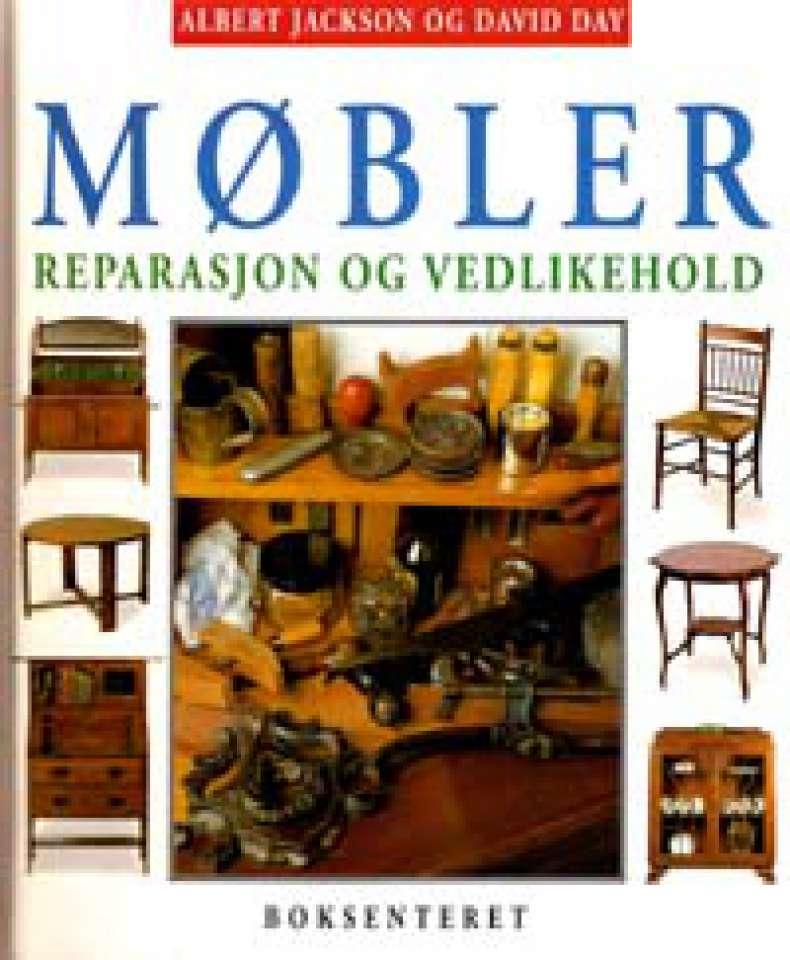 Møbler - Reparasjon og vedlikehold