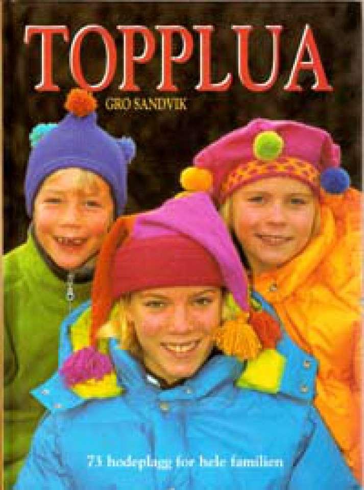 Topplua - 73 hodeplagg for hele familien