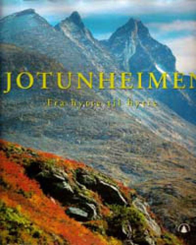 Jotunheimen - Fra hytte til hytte